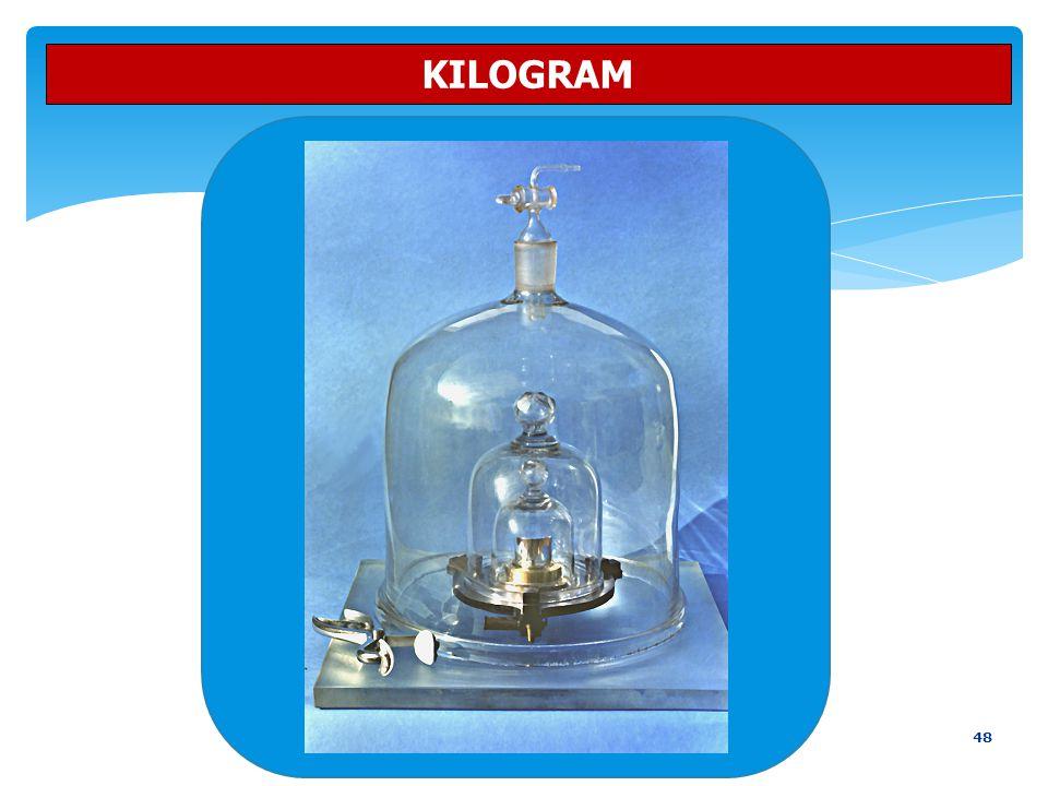 48 KILOGRAM