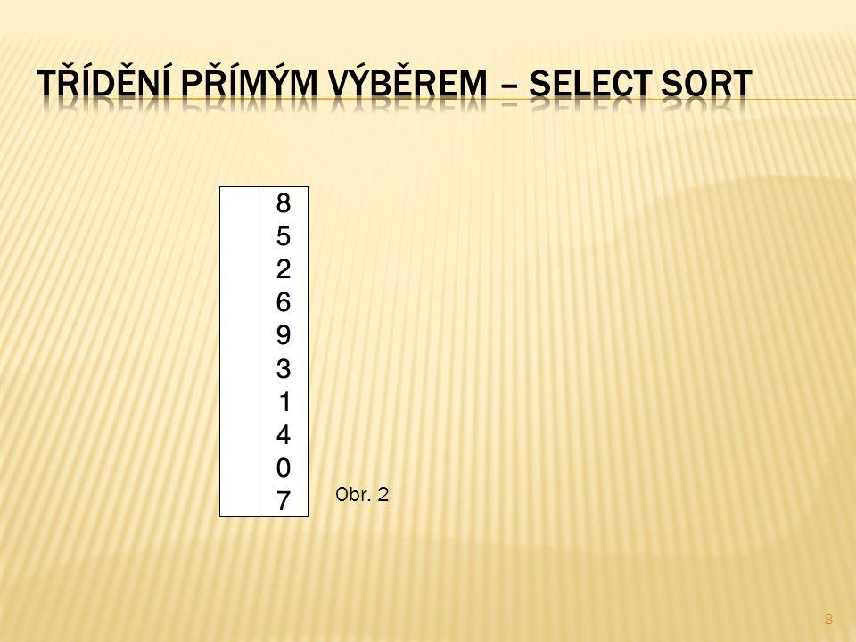  Princip řešení: 1.načteme všechny položky do pole n – podprogram Načti vektor A[N] 2.