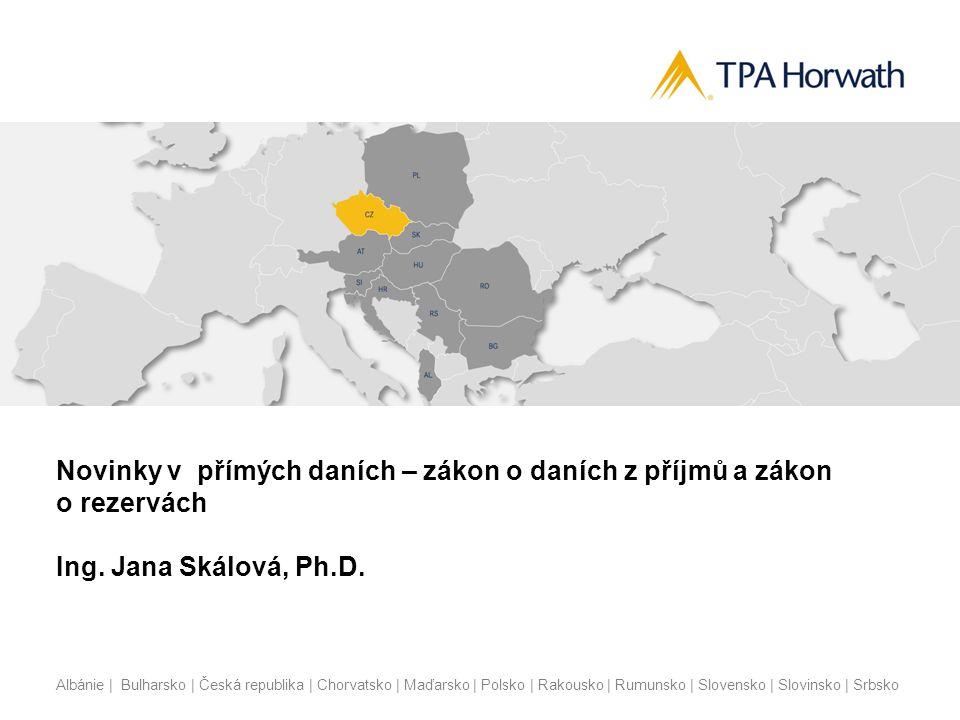 Albánie | Bulharsko | Česká republika | Chorvatsko | Maďarsko | Polsko | Rakousko | Rumunsko | Slovensko | Slovinsko | Srbsko NOVINKY PRO ROK 2014