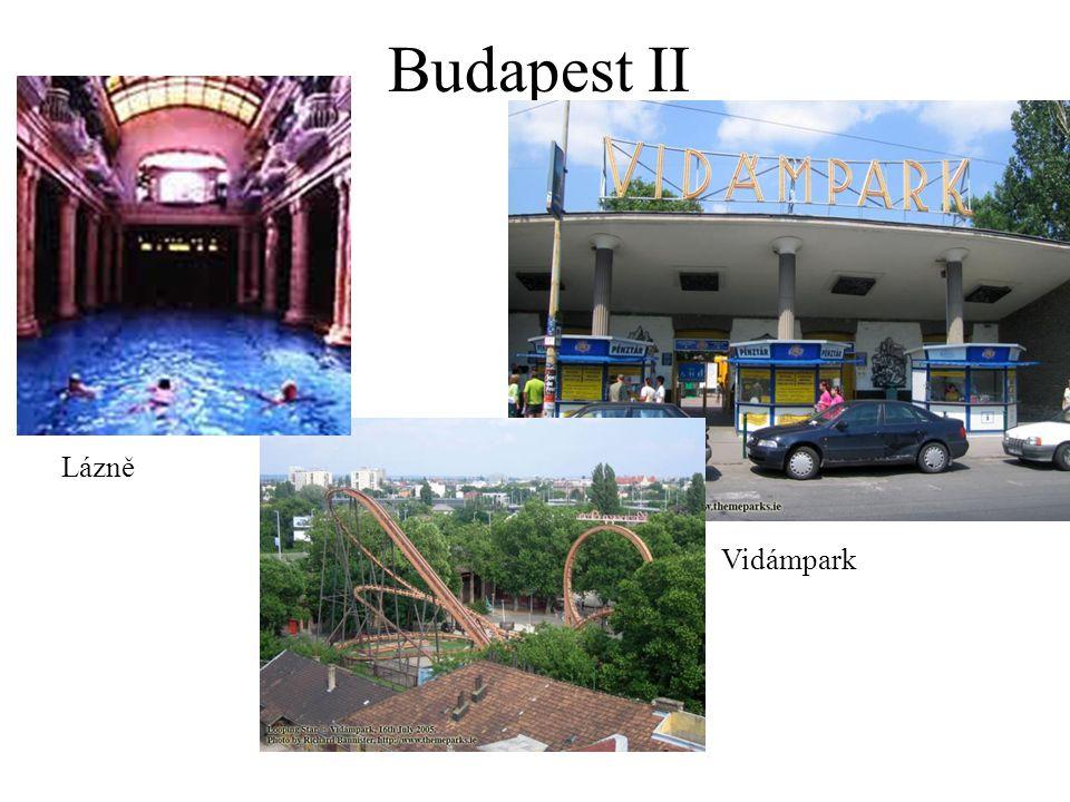Budapest II Vidámpark Lázně