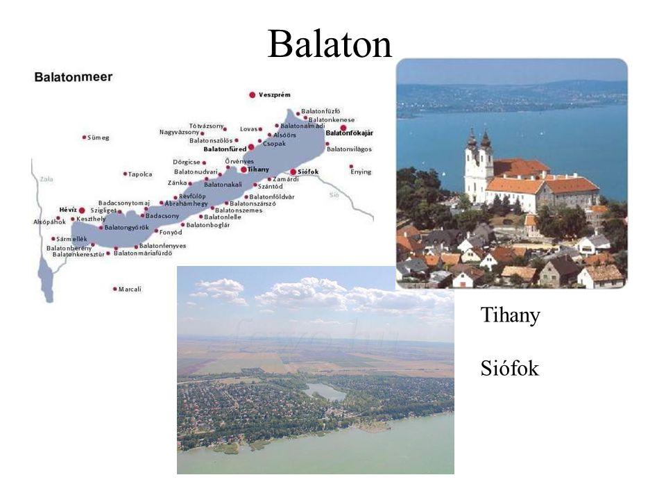 Balaton Tihany Siófok