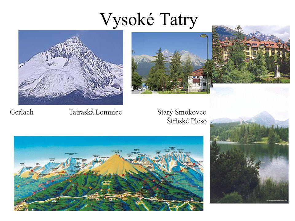 Tatry – Pieniny