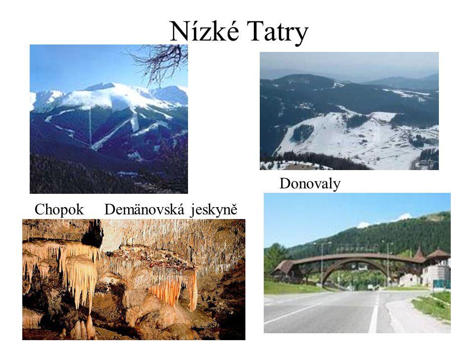 Hory a příroda Mátra a Aggtelek Tokaj a Bükk