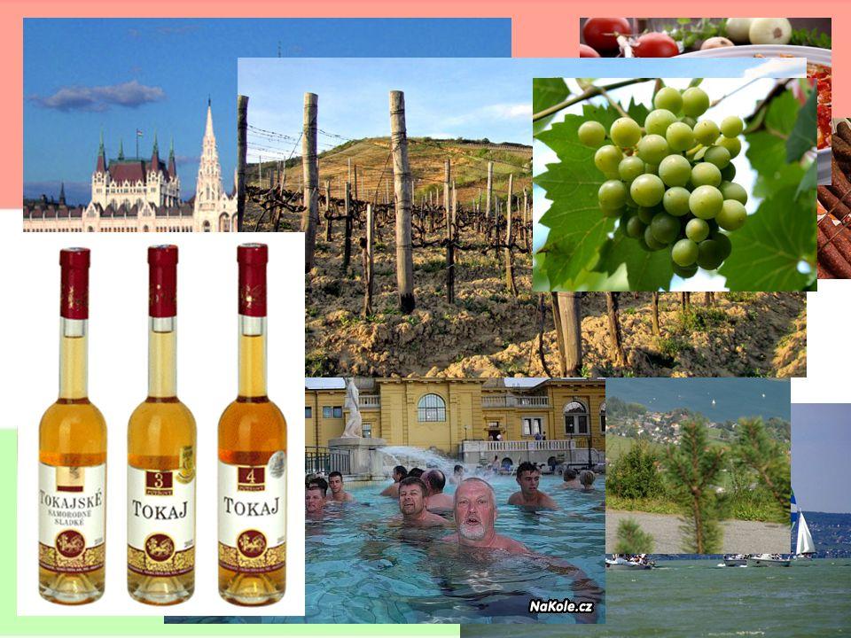 Maďarsko – Cestovní ruch Značný význam (7.