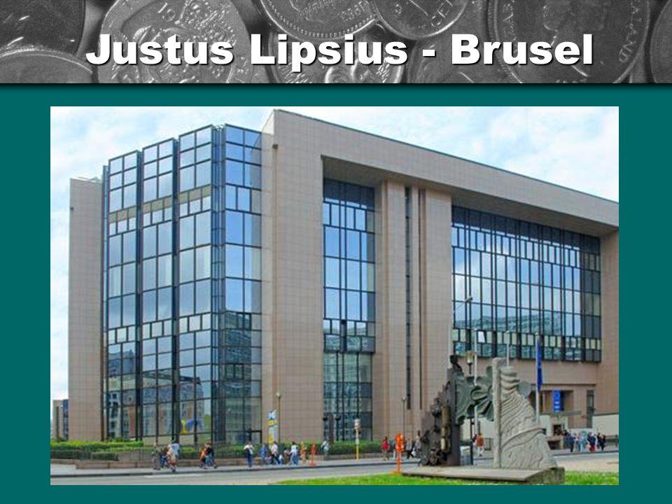 Justus Lipsius - Brusel