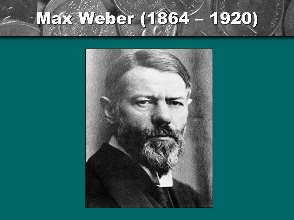 """Max Weber - organizace Organizace představují způsob, jak pravidelně koordinovat lidi nebo produkty jejich práce v prostoru a v čase Všechny rozsáhlé organizace mají byrokratický charakter Expanze byrokracie v moderní spolčenosti je nevyhnutelná Weber vykonstruoval """"ideální typ byrokratické instituce"""