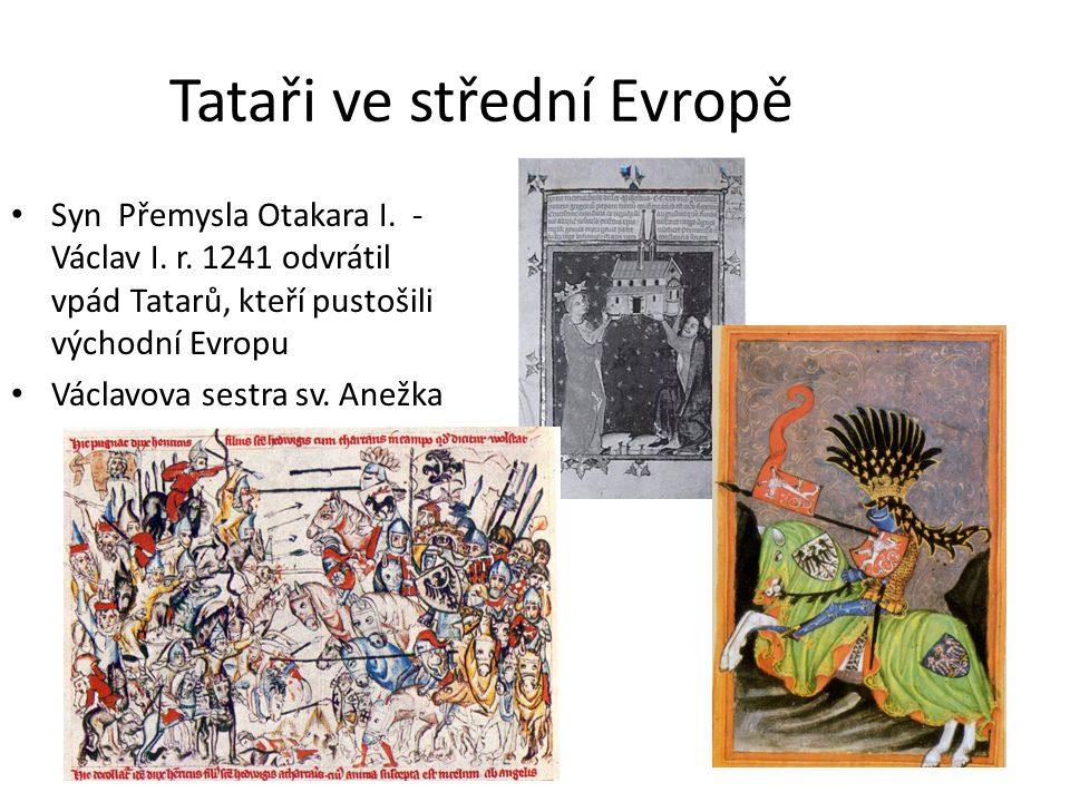 Přemysl Otakar II.Václavův syn Přemysl Otakar II.