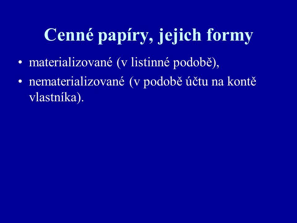 LITERATURA: KLÍNSKÝ, P.a kol. Finanční gramotnost: obsah a příklady z praxe škol.