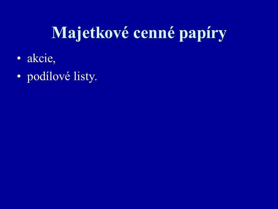 Burza cenných papírů v Praze Založena dne 24.11. 1992.