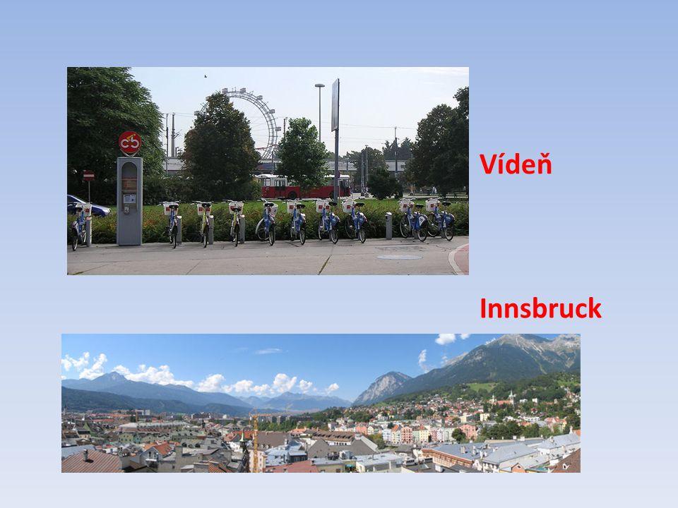 Vídeň Innsbruck