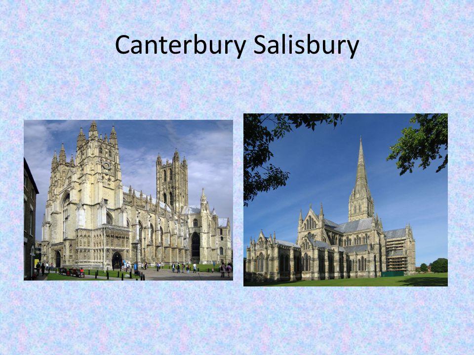 Canterbury Salisbury