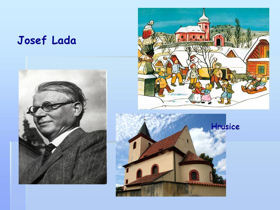 Josef Lada Hrusice