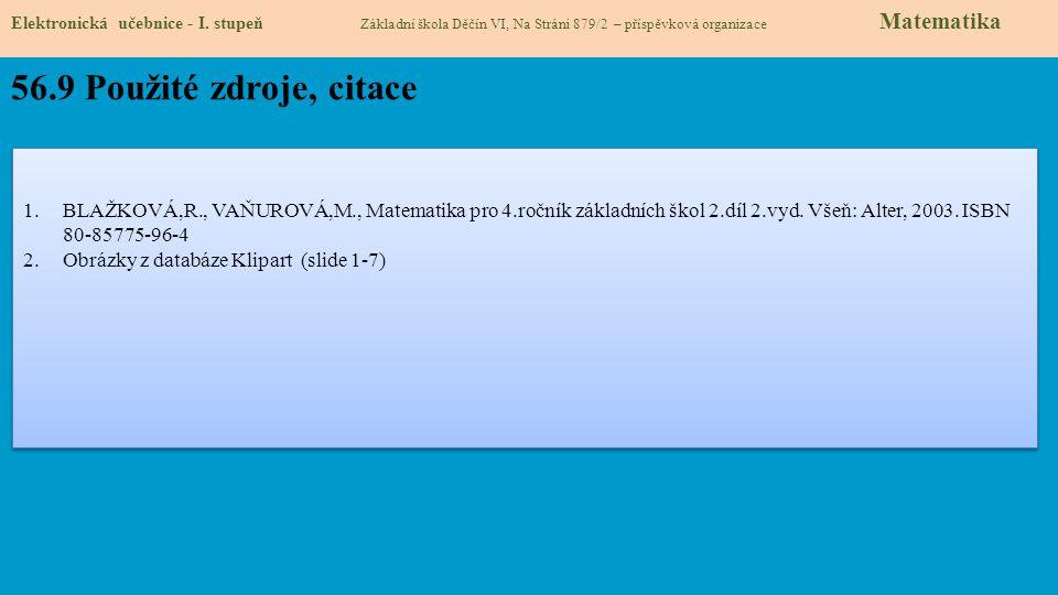 AutorVenuše Kučerová Období01 – 06/2013 Ročník4.