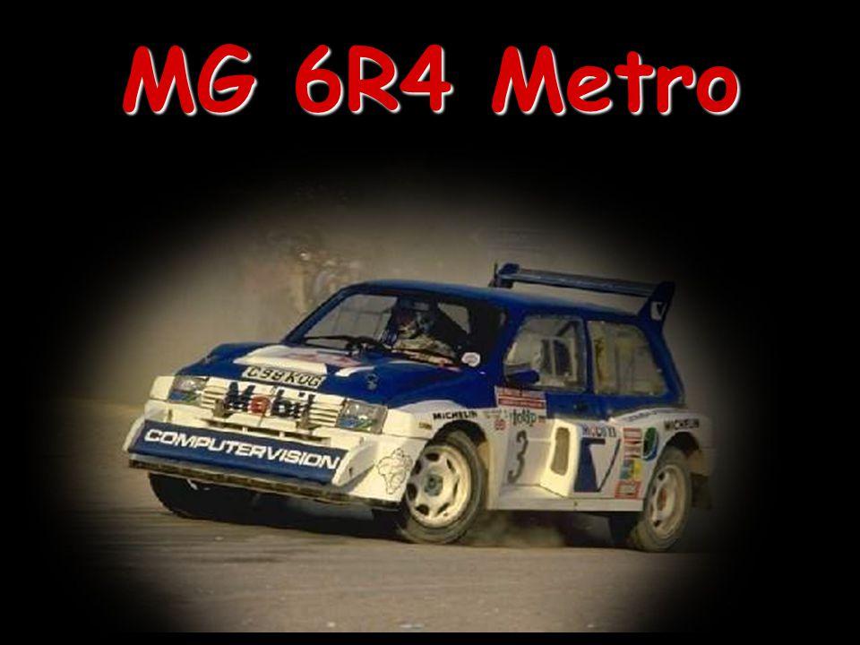 MG 6R4 Metro