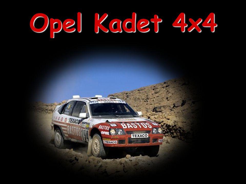 Opel Kadet 4x4