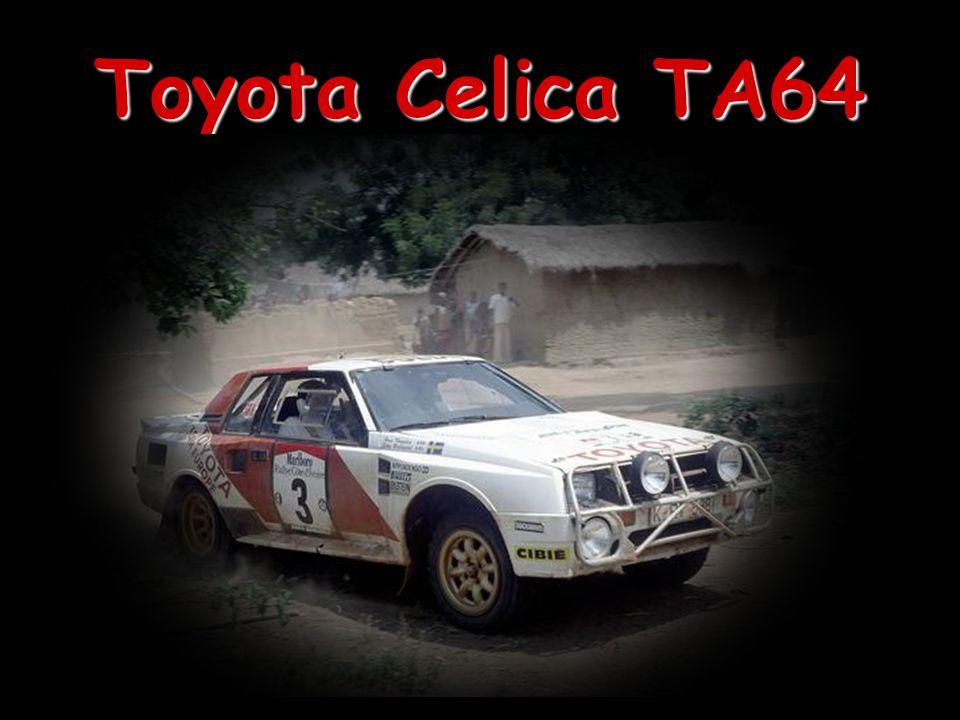 Toyota Celica TA64