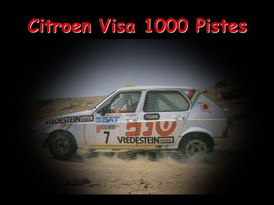 Citroen Visa 1000 Pistes