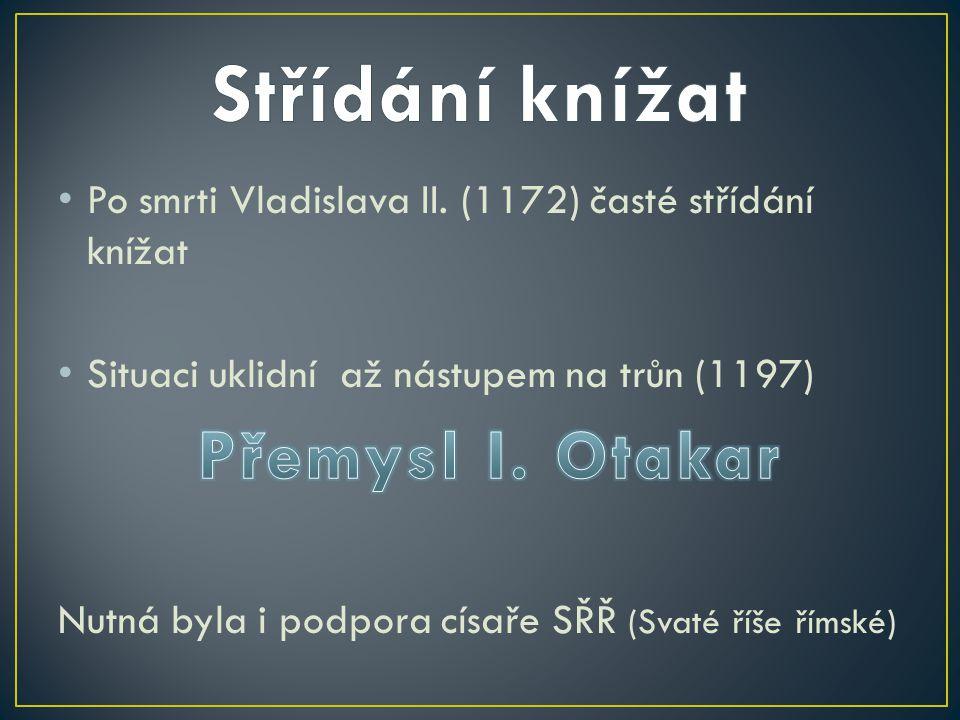 Po smrti Vladislava II.