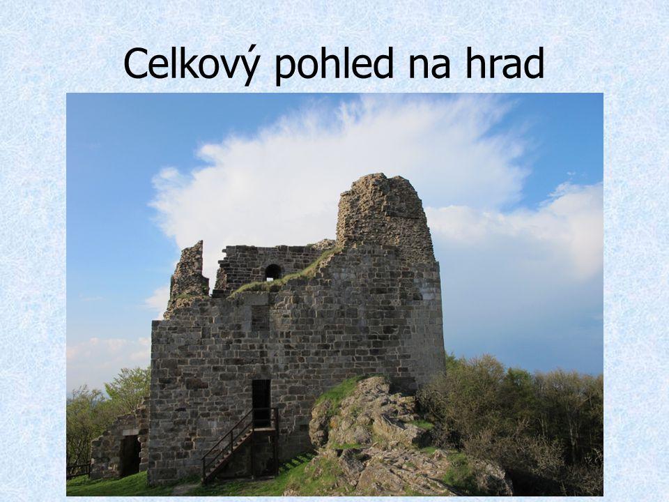 Celkový pohled na hrad