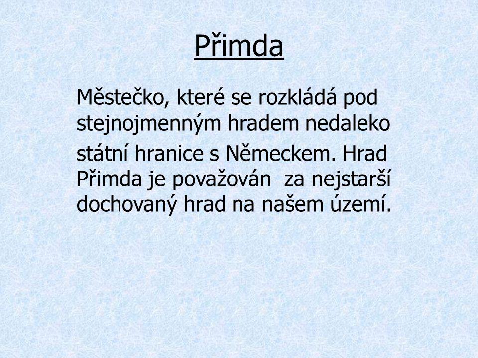 Náměstí na Přimdě