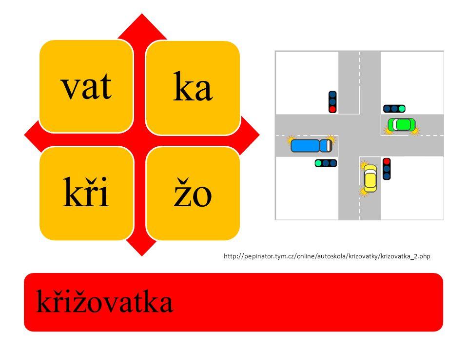 vat kakřižo křižovatka http://pepinator.tym.cz/online/autoskola/krizovatky/krizovatka_2.php