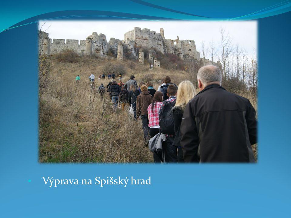 Výprava na Spišský hrad