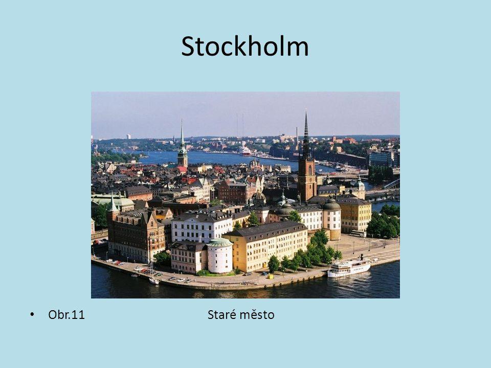 Stockholm Obr.11 Staré město