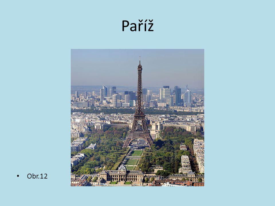 Paříž Obr.12