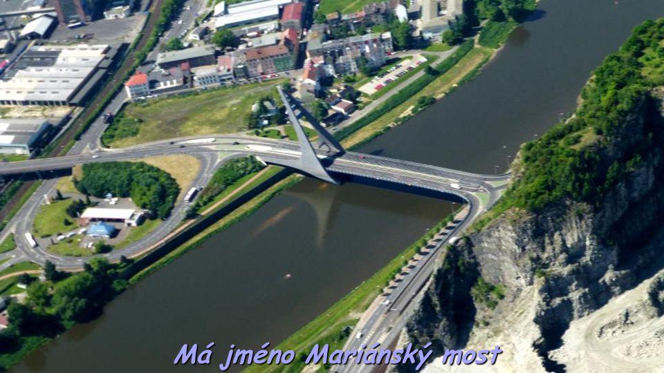 Nový most přes Labe