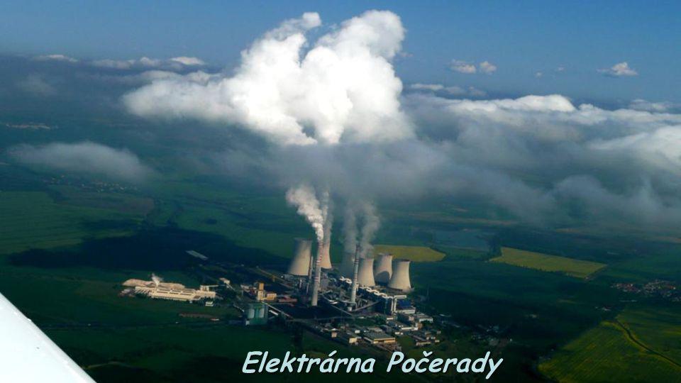 Elektrárna Počerady Elektrárna Tušimice