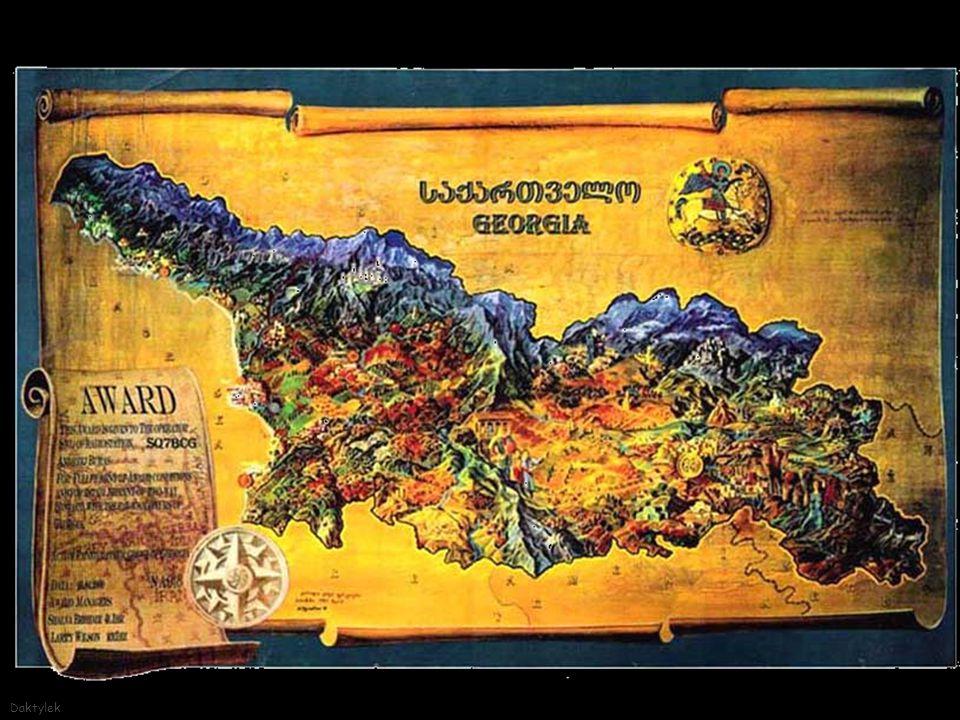 Daktylek Hrad Chertwisi region Samcche-Dżawachetia jižní Gruzie