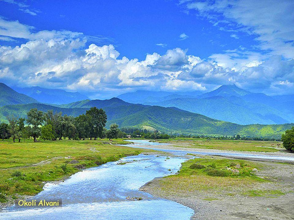Daktylek Region Mccheta-Mtianetie pohoří Chaukhi