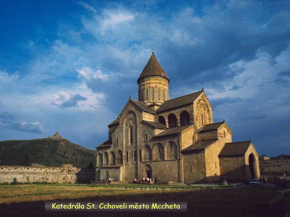 Daktylek Katerála Cminda Sameba u Tbilisi