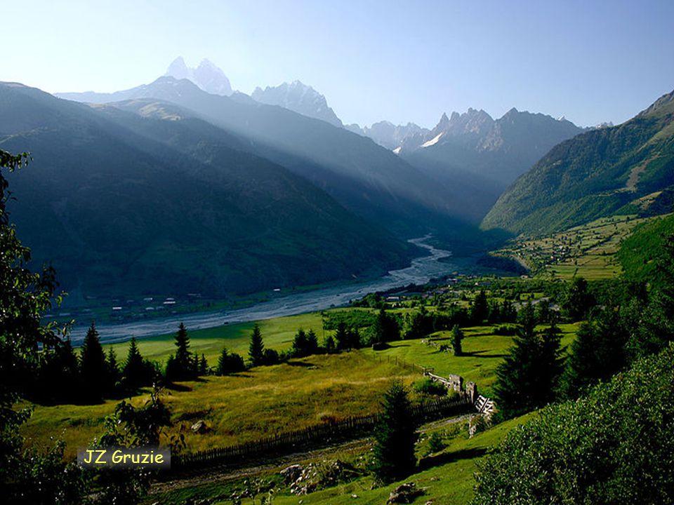 Daktylek Kachetia - Region Tusetia