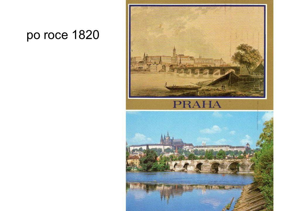 Vyšehrad 1420 - 1905