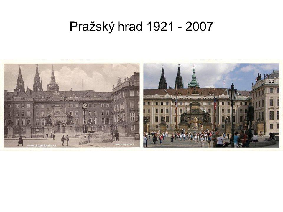 Vyšehrad 1905 - 2007