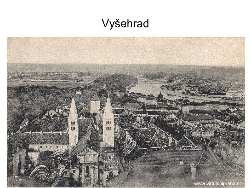 Vyšehrad 1905