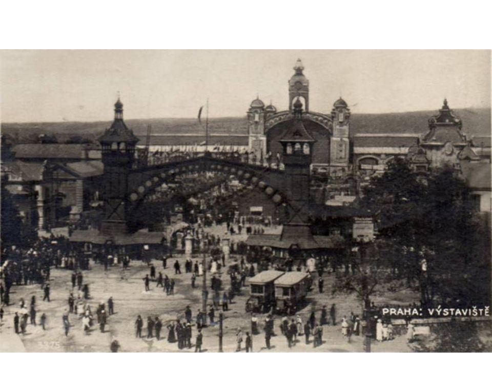 Vyšehradský tunel 1906