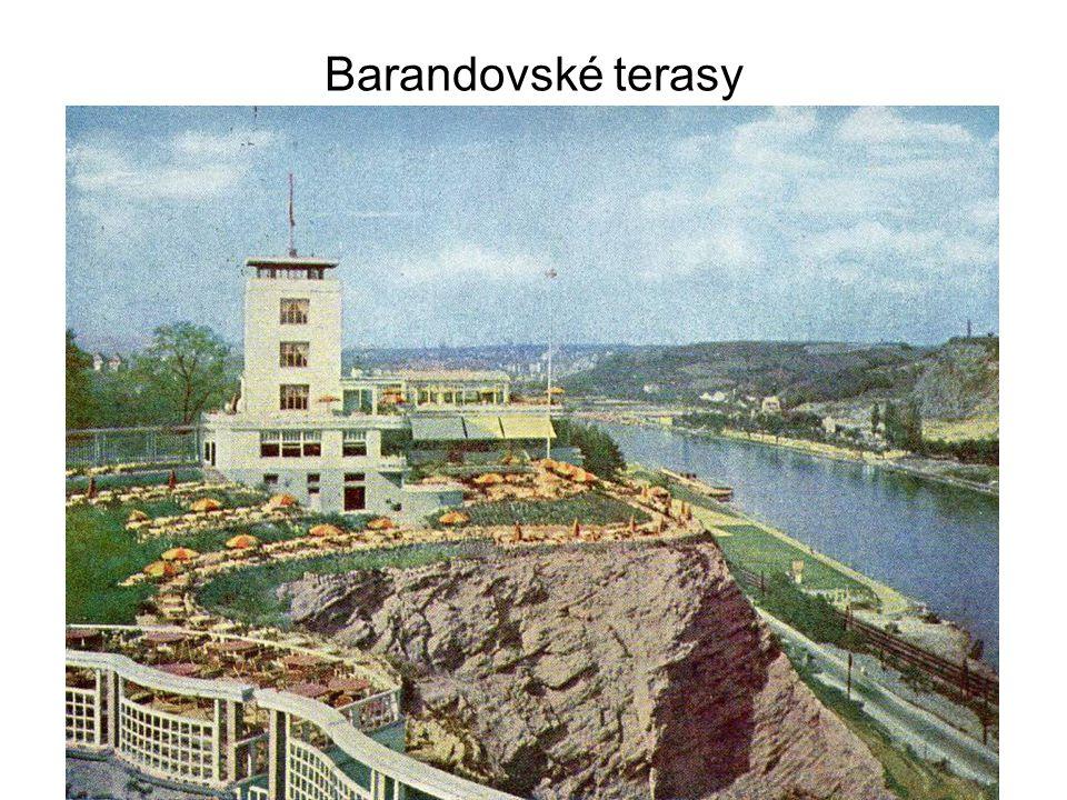 Čertovka 1900 - 1932