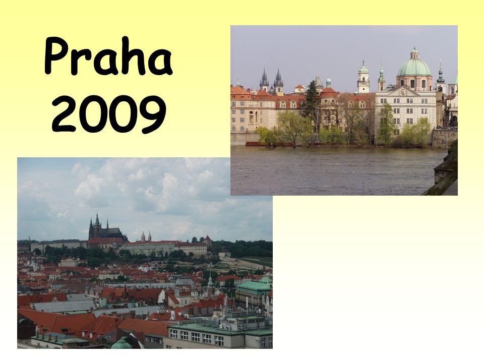 Praha 2009