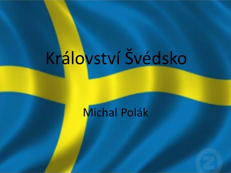 Království Švédsko Michal Polák