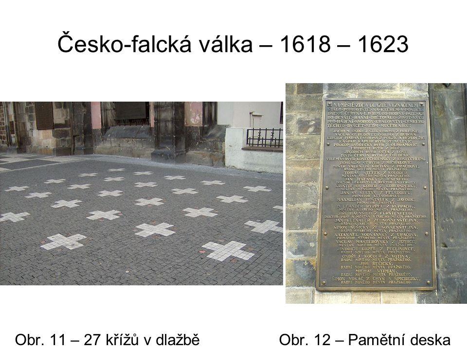 Válka dánská – 1625 – 1629 Úspěchy rakouských Habsburků a katolické ligy vyvolaly znepokojení v protestantském táboře.