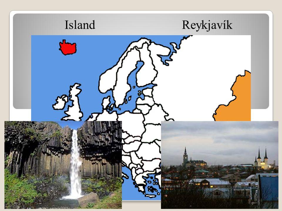IslandReykjavík