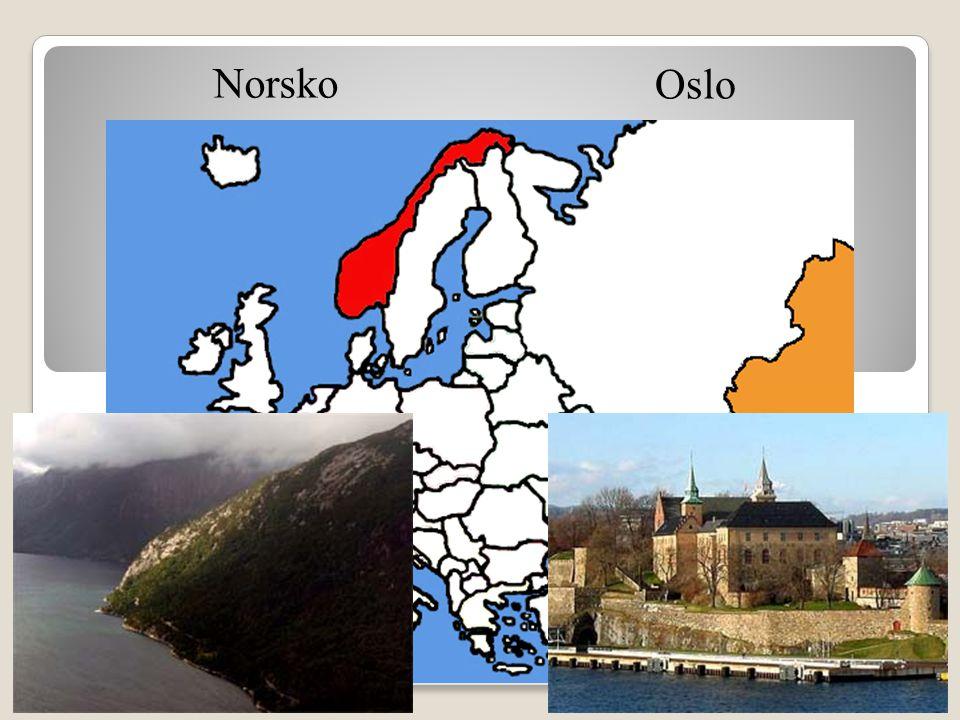 Norsko Oslo