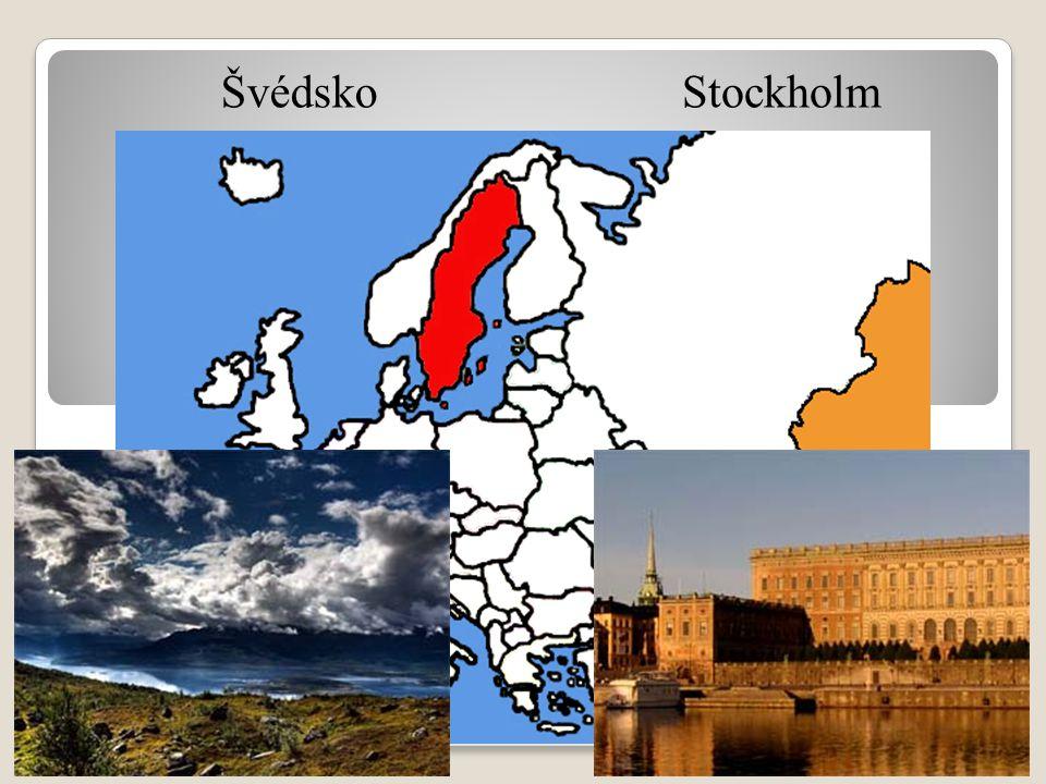 ŠvédskoStockholm