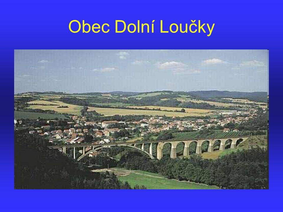 Obec Dolní Loučky