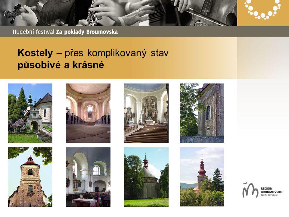 ZA POKLADY BROUMOVSKA Festival v číslech Agentura pro rozvoj Broumovska o.s.