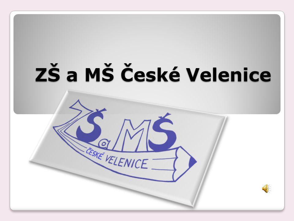 ZŠ a MŠ České Velenice