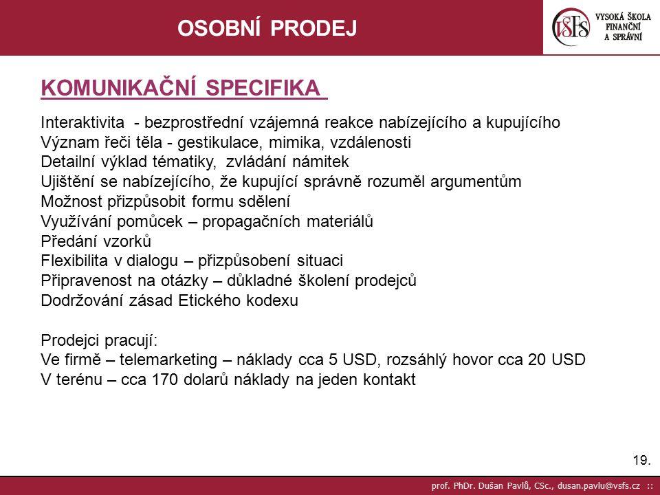 19.prof. PhDr.