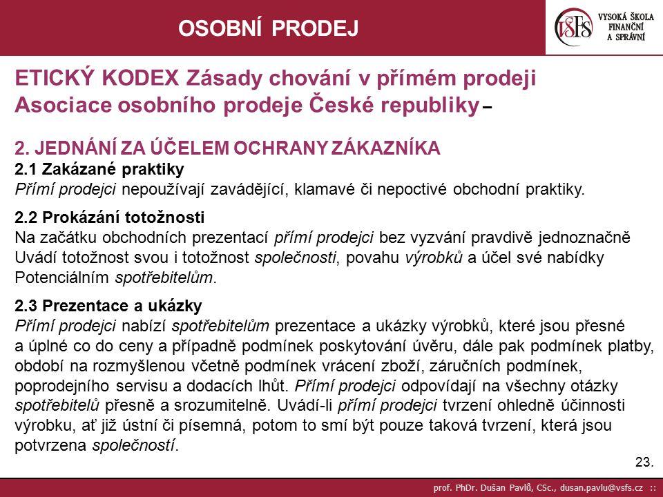23.prof. PhDr.